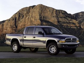 Ver foto 1 de Dodge Dakota 2000