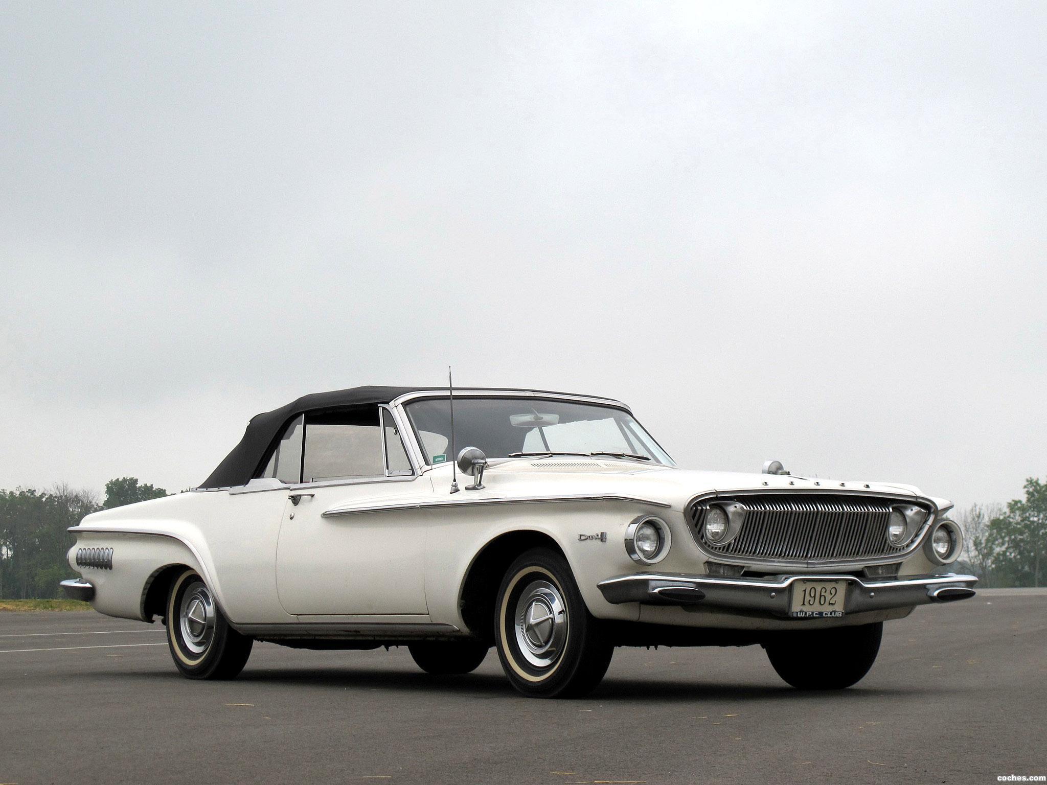 Foto 0 de Dodge Dart 440 Convertible 1962
