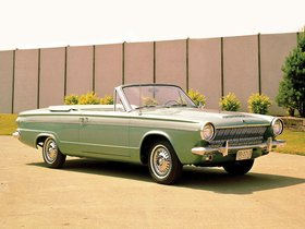 Ver foto 1 de Dodge Dart Convertible 1963