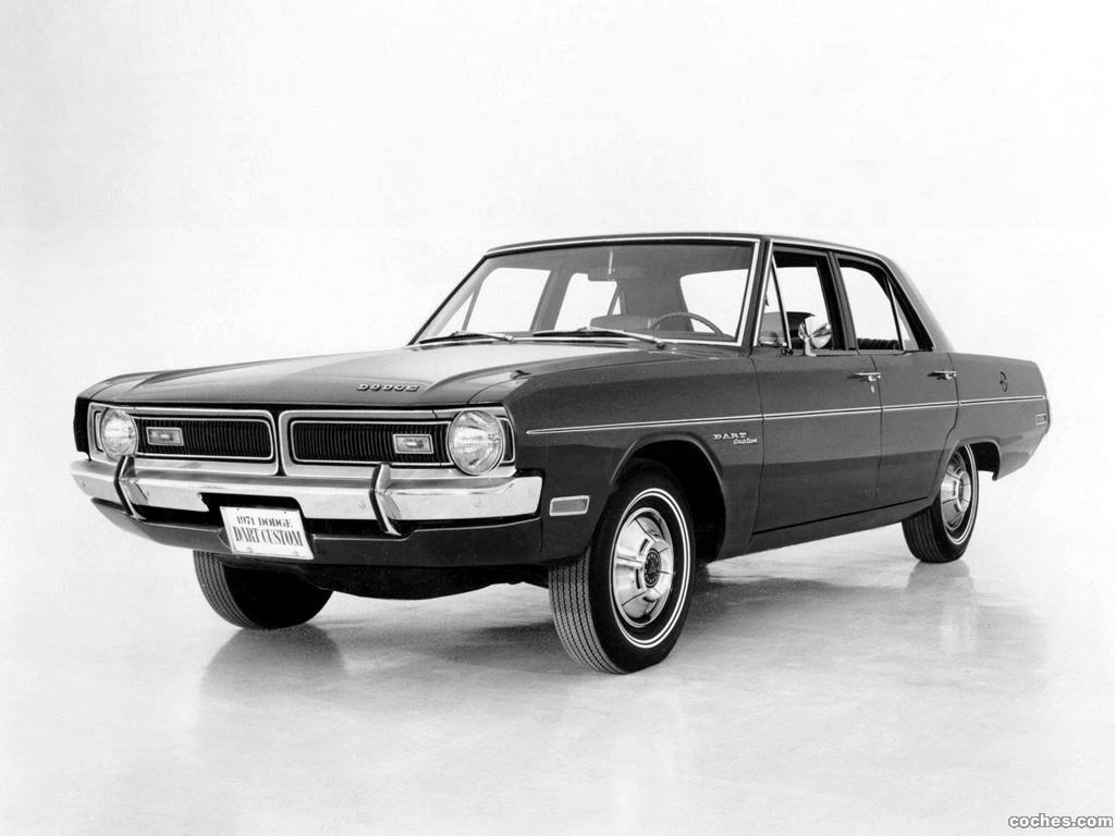 Foto 0 de Dodge Dart Custom 1971