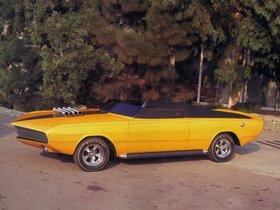 Ver foto 3 de Dodge Dart GT Convertible Daroo I Concept Car 1967