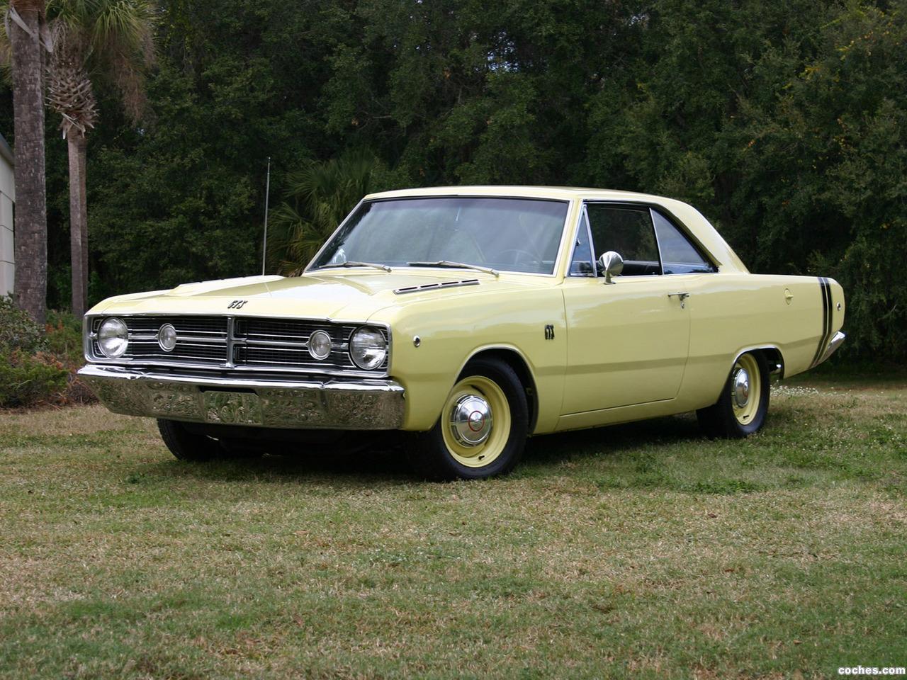Foto 0 de Dodge Dart GTS 1968