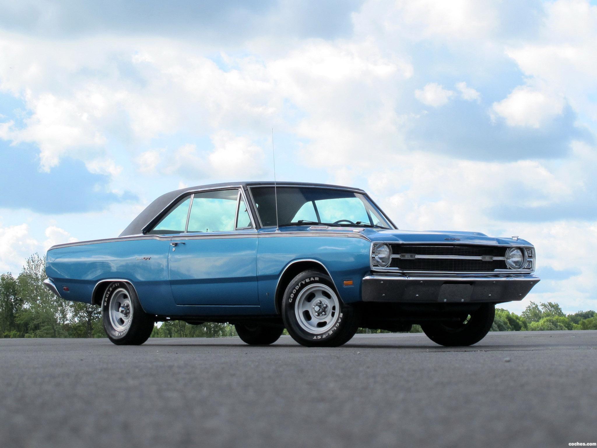 Foto 0 de Dodge Dart GTS 1969