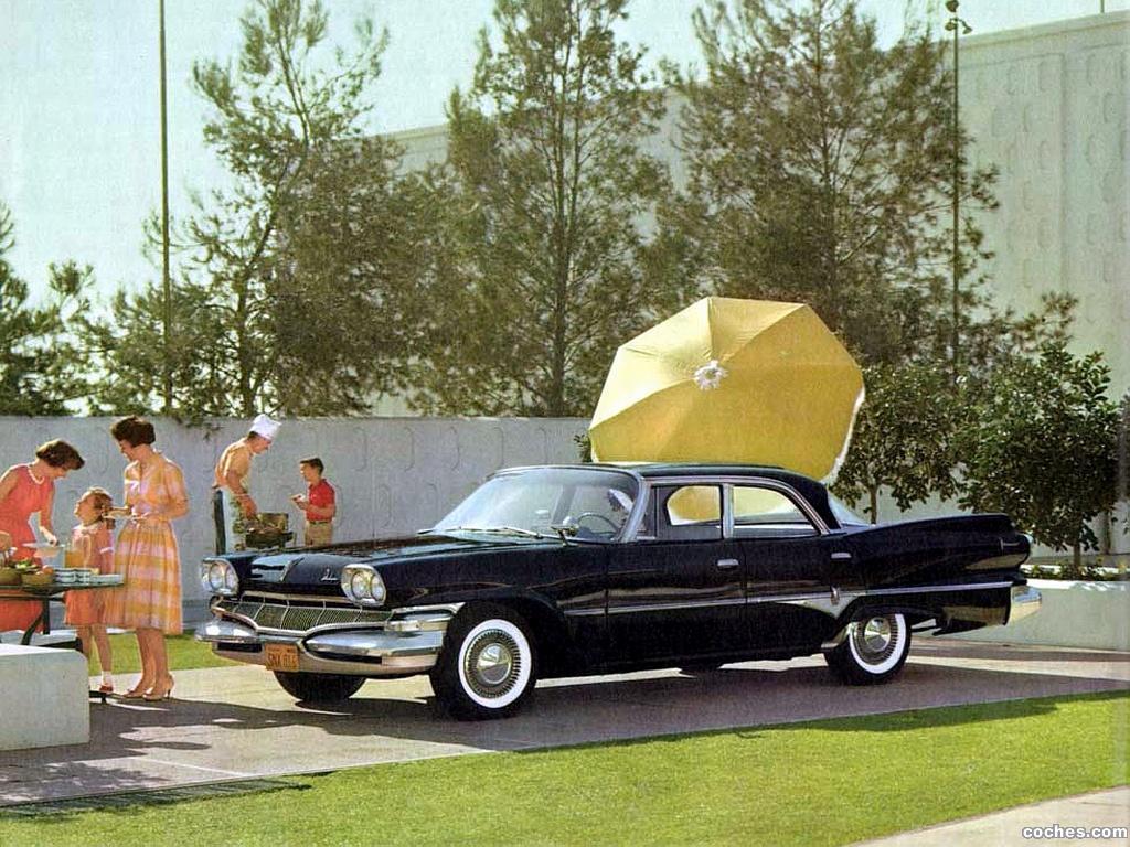Foto 0 de Dodge Dart Pioneer Sedan 1960