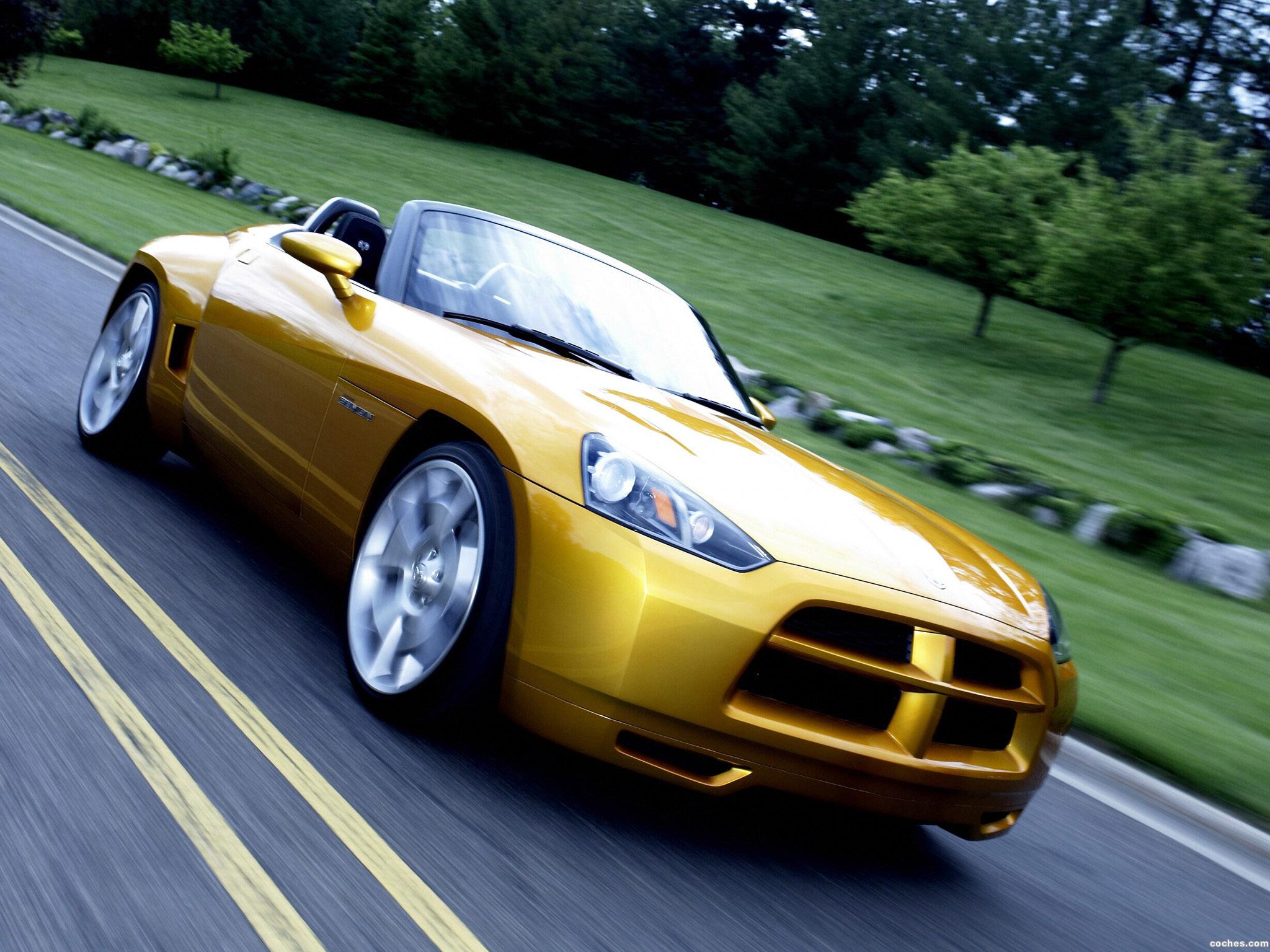 Foto 29 de Dodge Demon Roadster Concept 2007