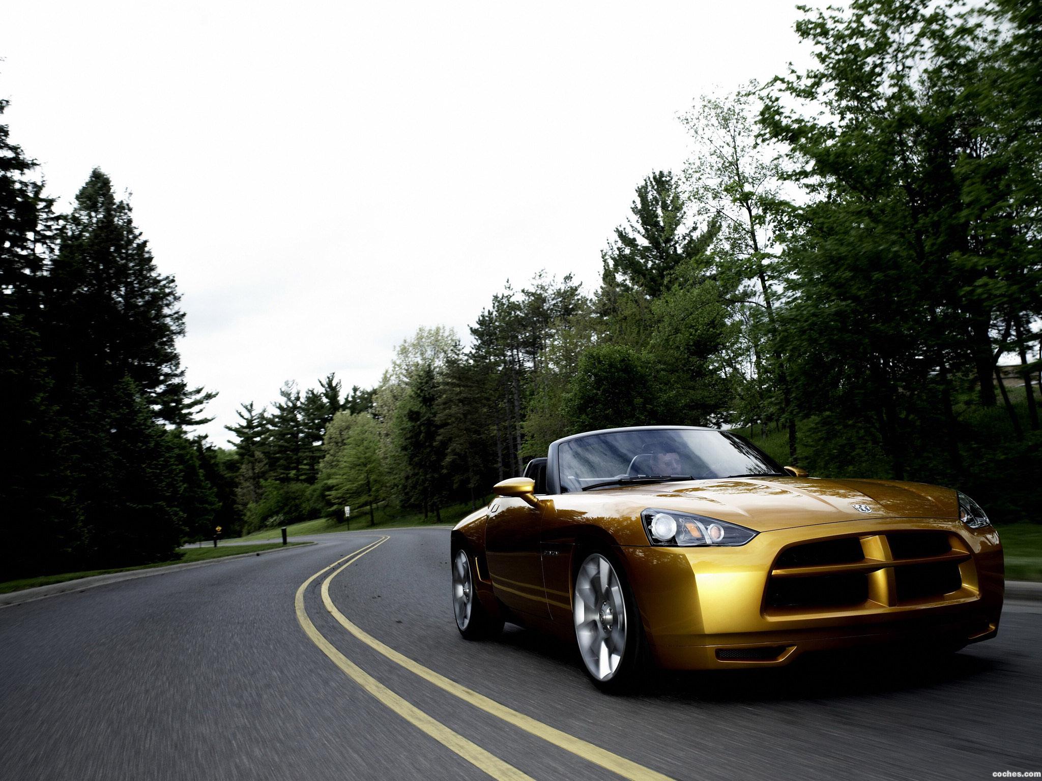 Foto 3 de Dodge Demon Roadster Concept 2007