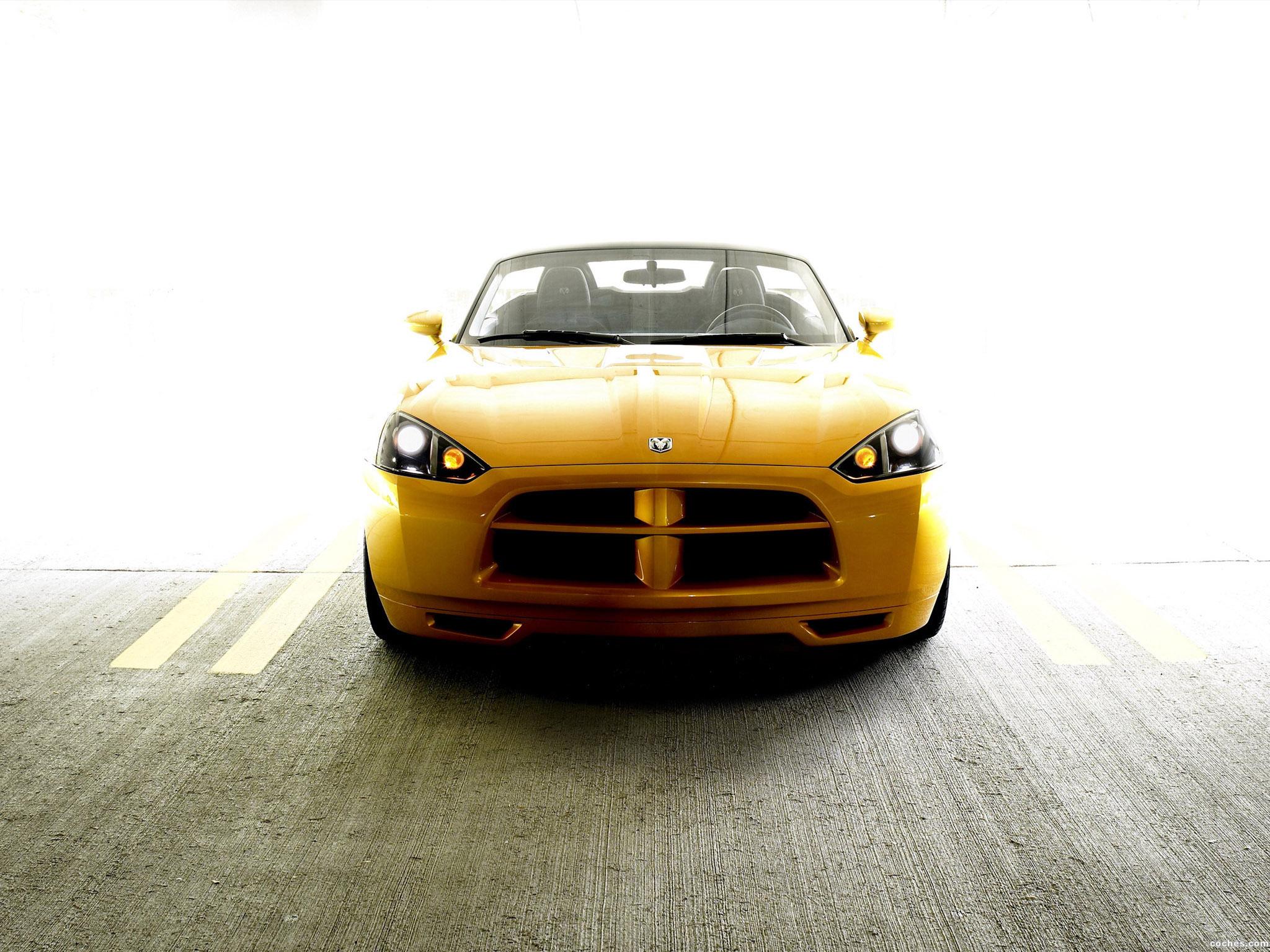 Foto 42 de Dodge Demon Roadster Concept 2007