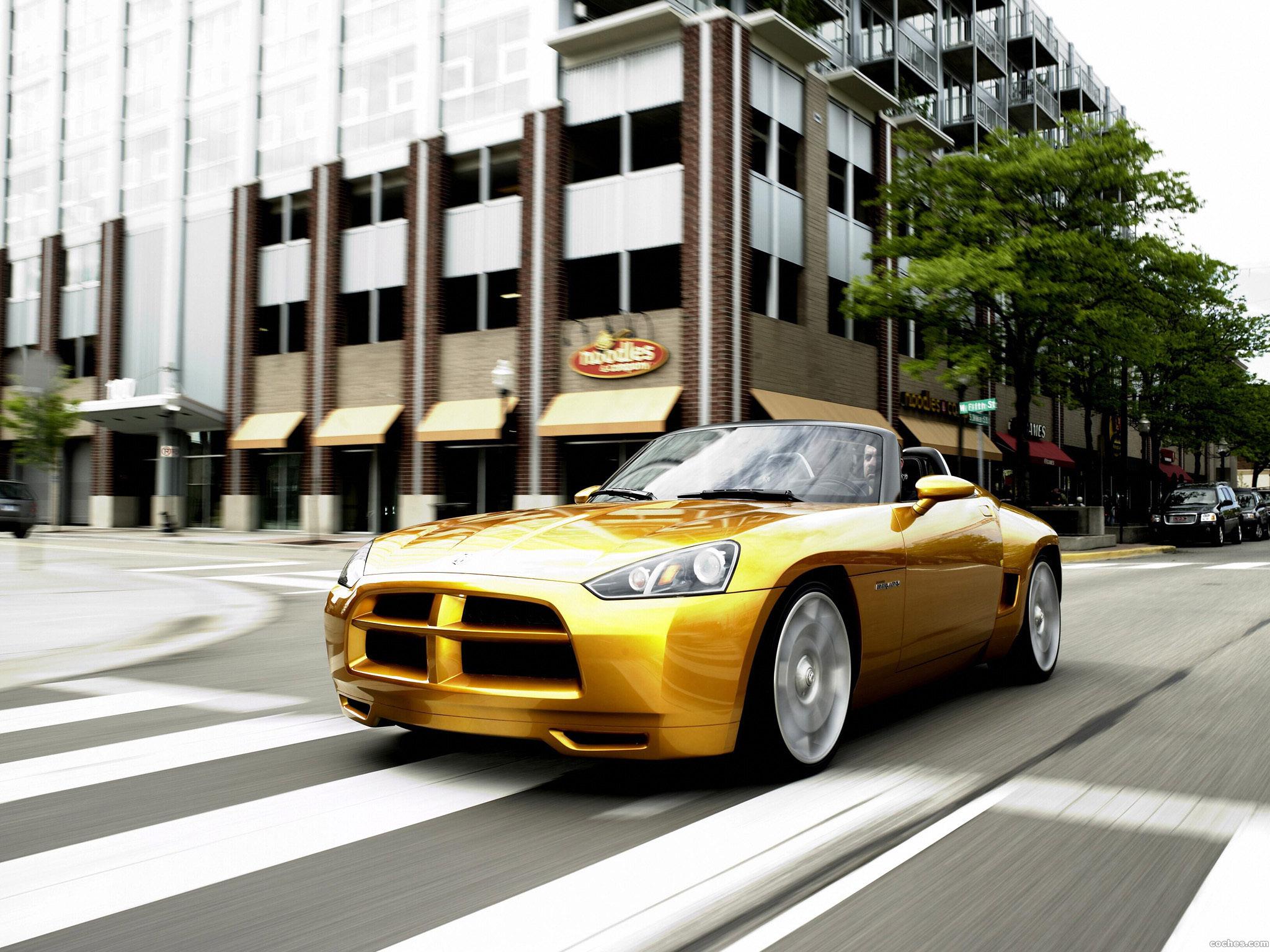 Foto 41 de Dodge Demon Roadster Concept 2007