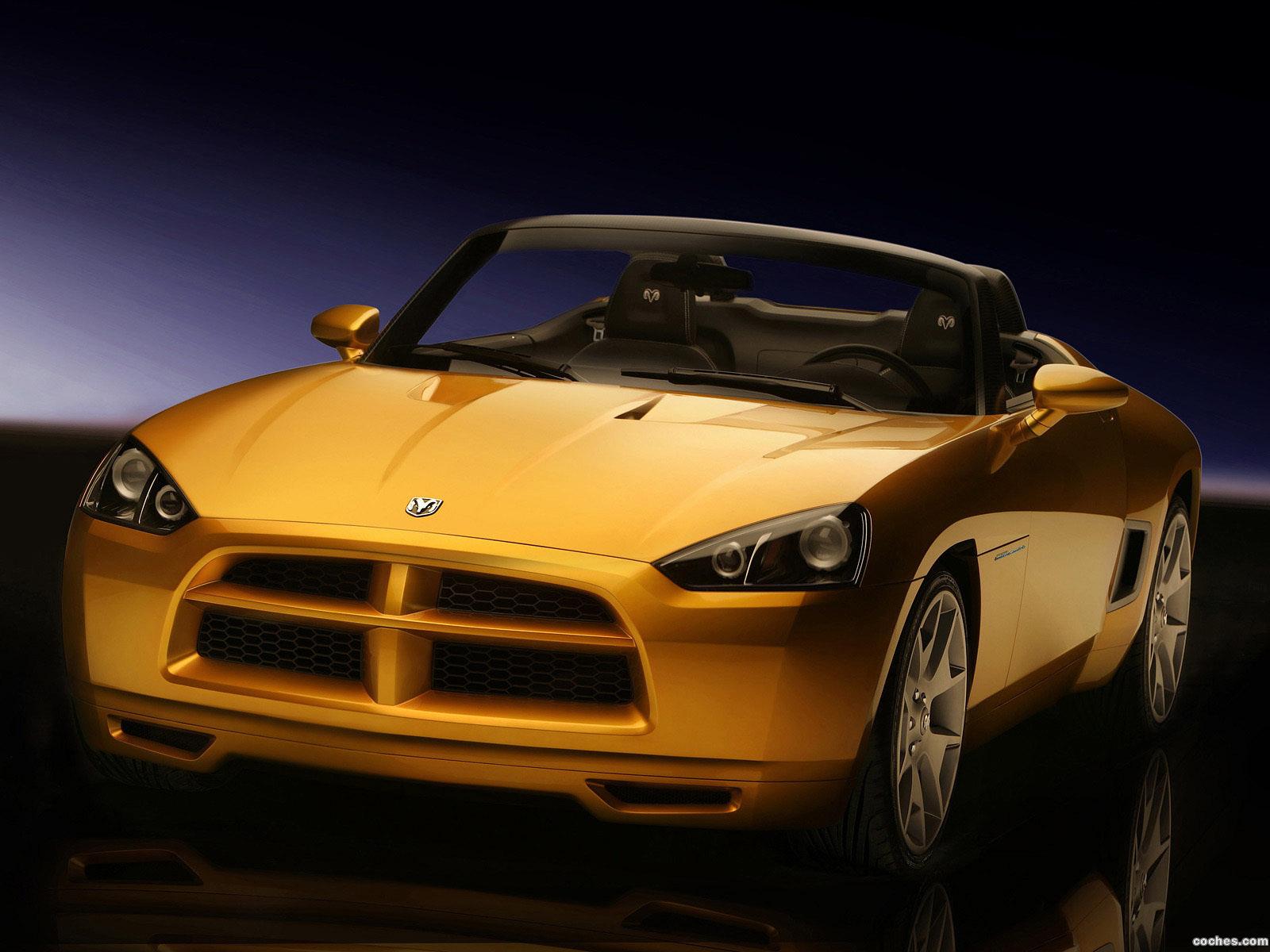 Foto 38 de Dodge Demon Roadster Concept 2007