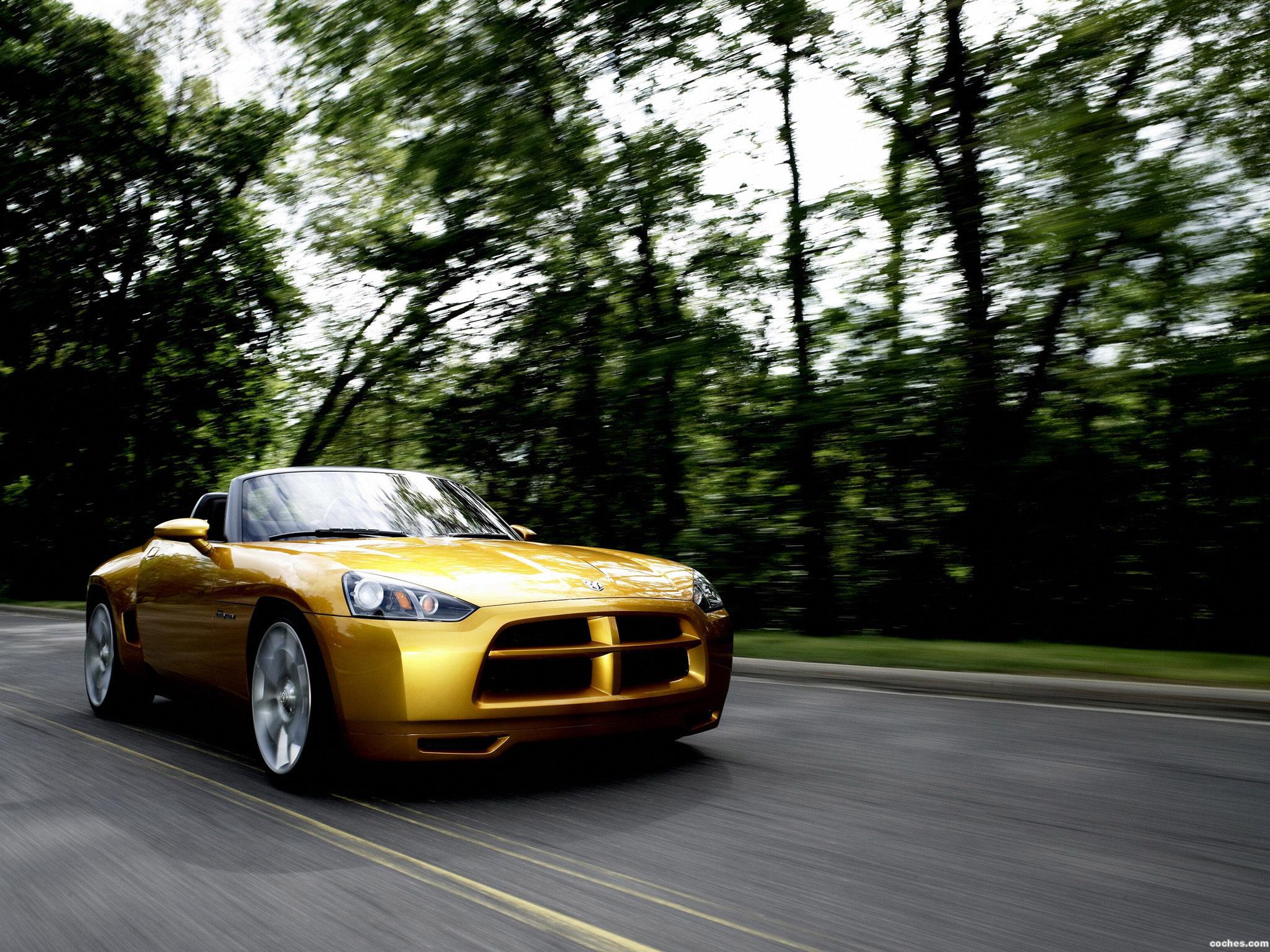 Foto 36 de Dodge Demon Roadster Concept 2007