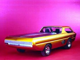 Ver foto 2 de Dodge Deora Pickup 1965