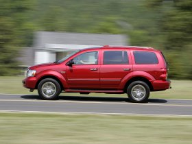 Ver foto 4 de Dodge Durango Hybrid 2009