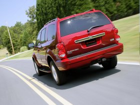 Ver foto 2 de Dodge Durango Hybrid 2009