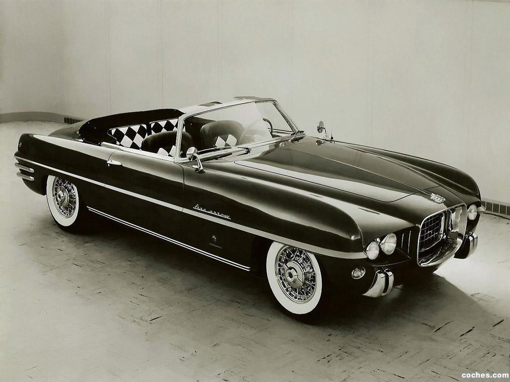 Foto 0 de Dodge Firearrow Convertible Concept Car 1954