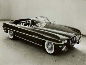 Ver foto 1 de Dodge Firearrow Convertible Concept Car 1954