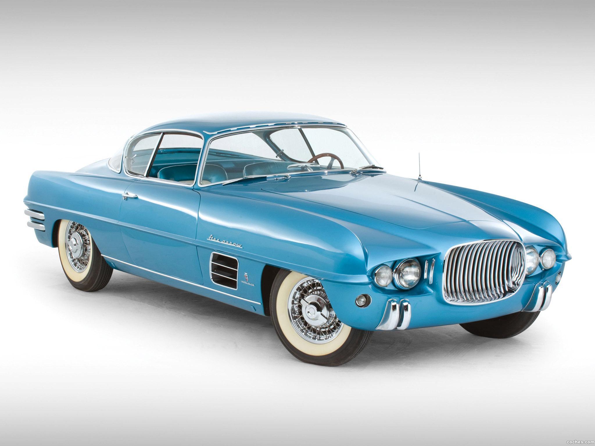 Foto 0 de Dodge Firearrow Sport Coupe Concept Car 1954