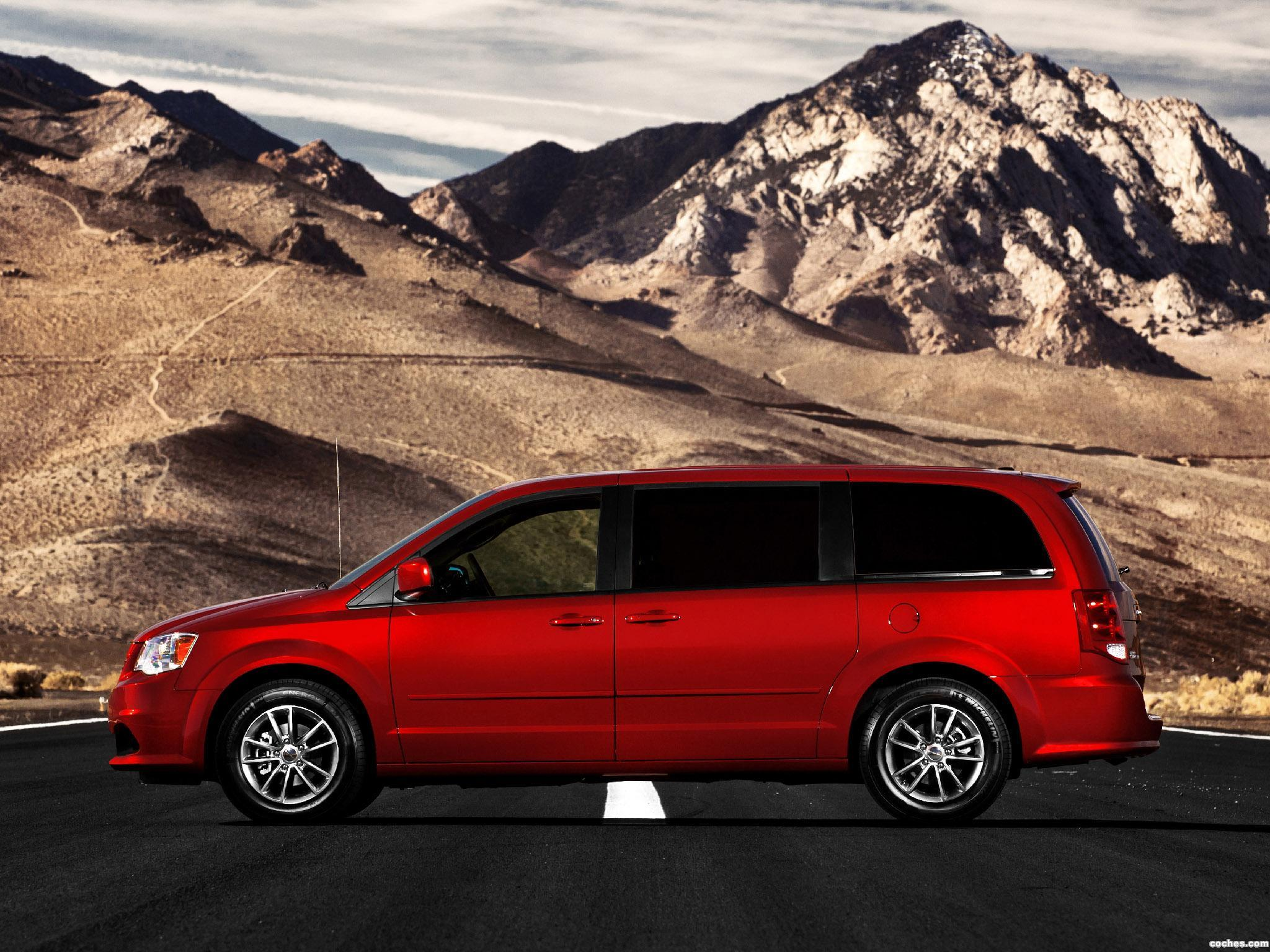 Foto 1 de Dodge Grand Caravan R-T 2011