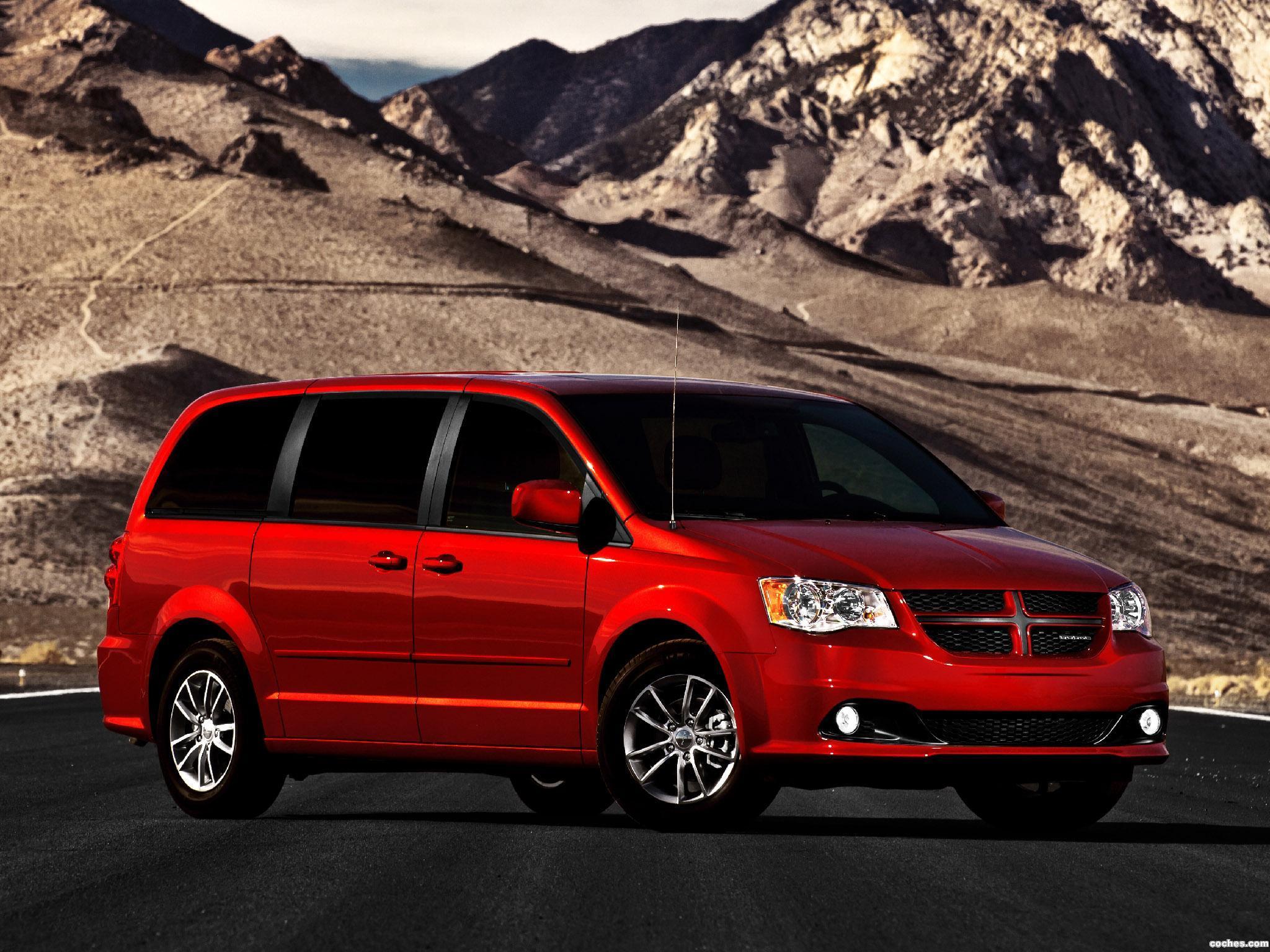 Foto 0 de Dodge Grand Caravan R-T 2011