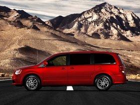 Ver foto 2 de Dodge Grand Caravan R-T 2011