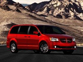 Ver foto 1 de Dodge Grand Caravan R-T 2011