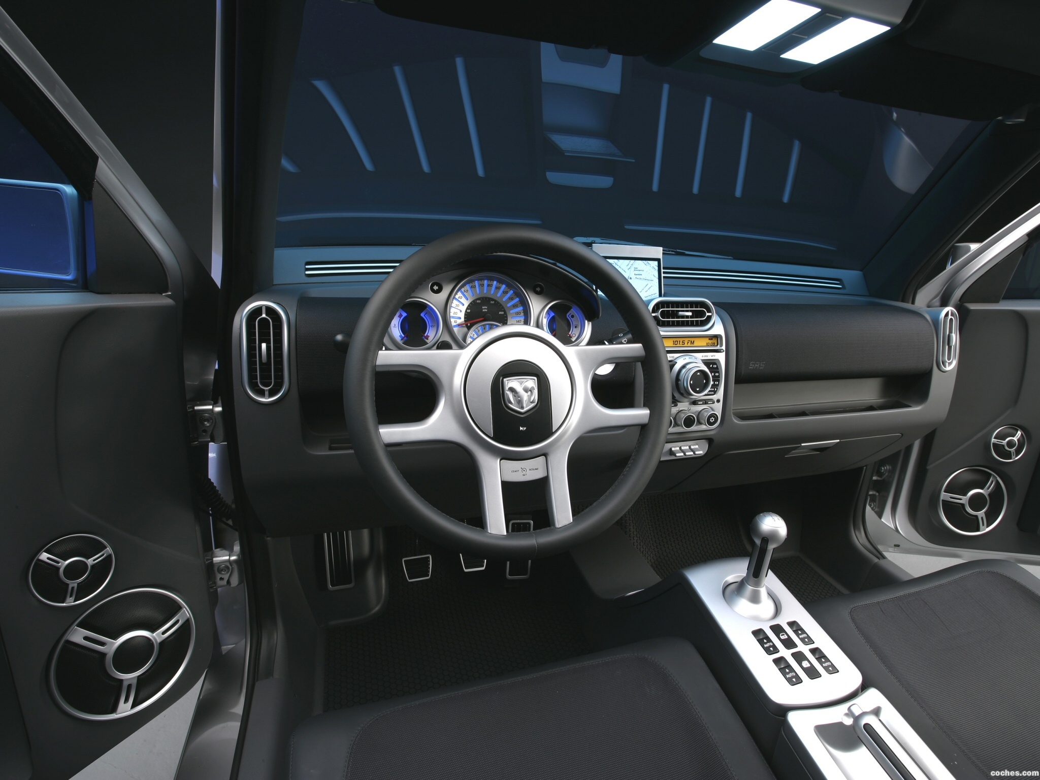 Foto 9 de Dodge Hornet Concept 2006
