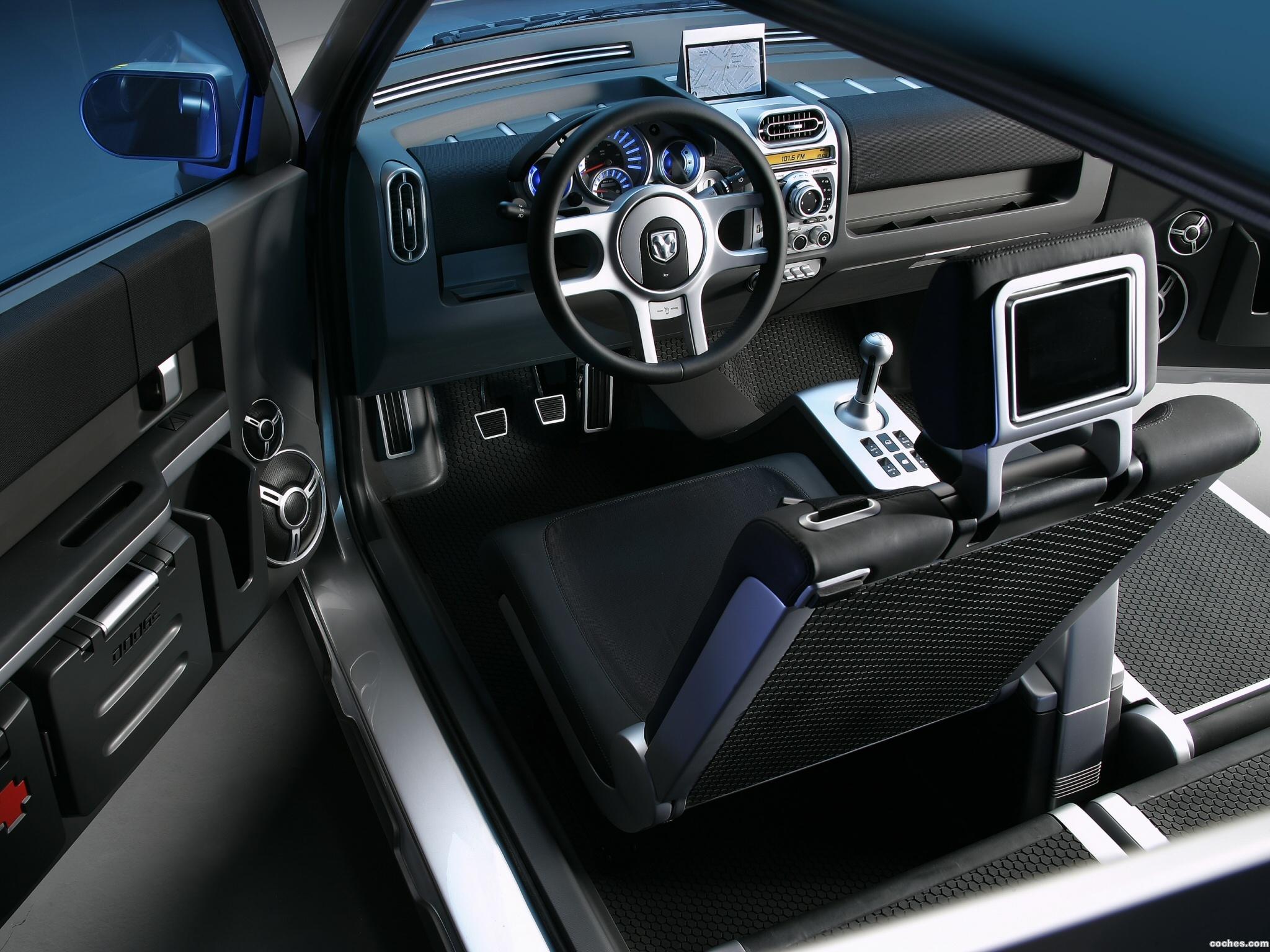Foto 18 de Dodge Hornet Concept 2006