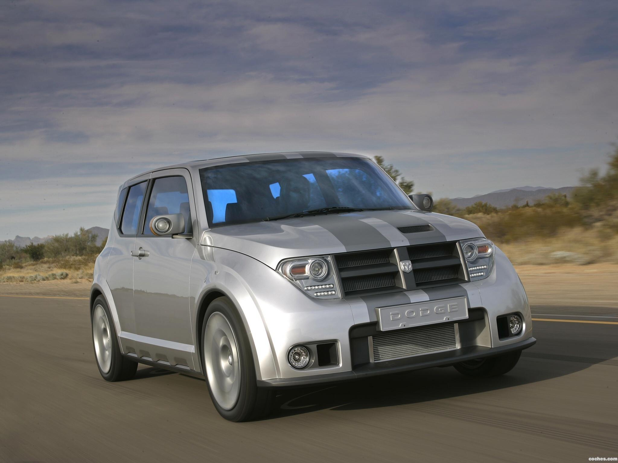 Foto 6 de Dodge Hornet Concept 2006