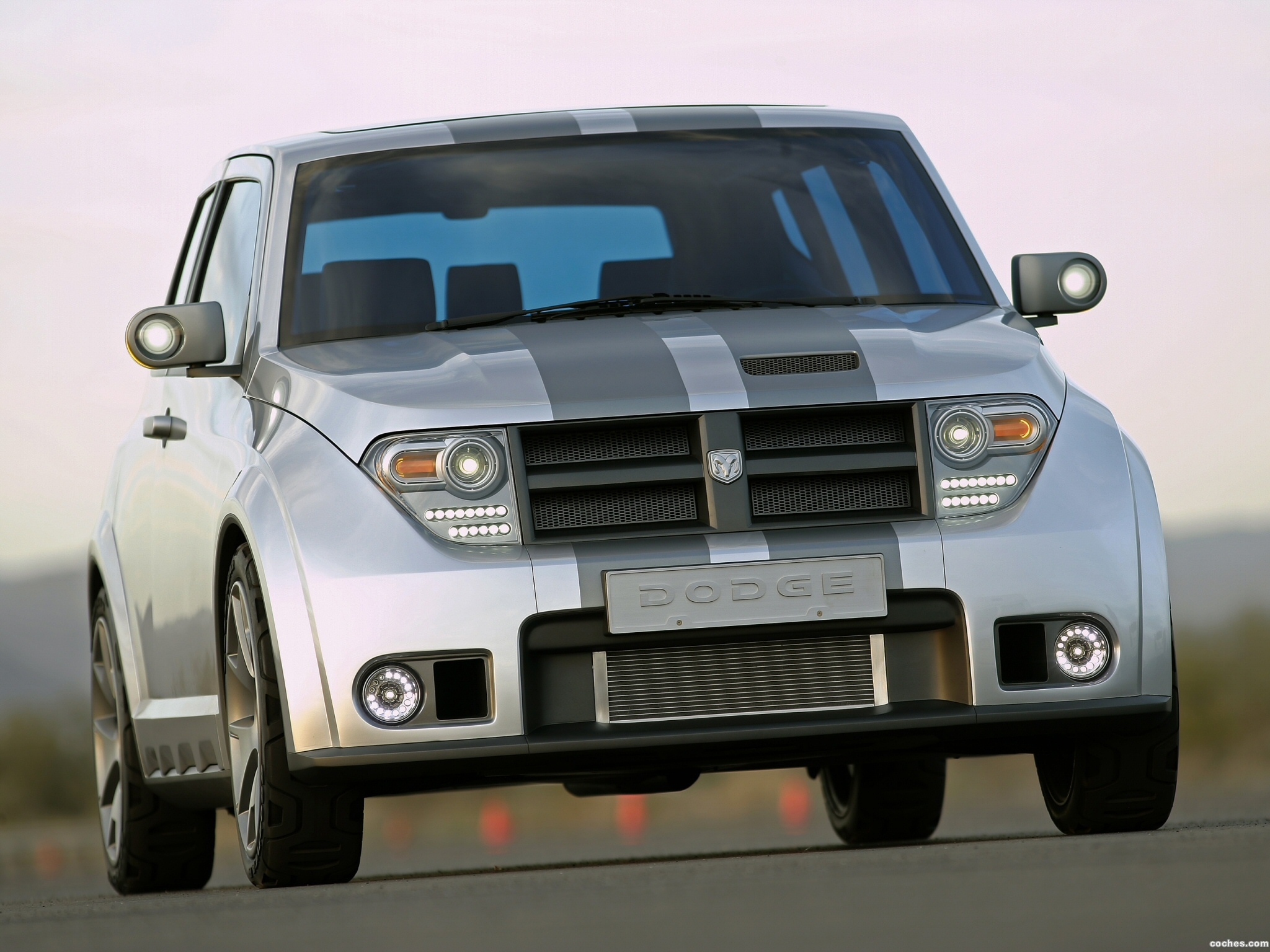 Foto 15 de Dodge Hornet Concept 2006