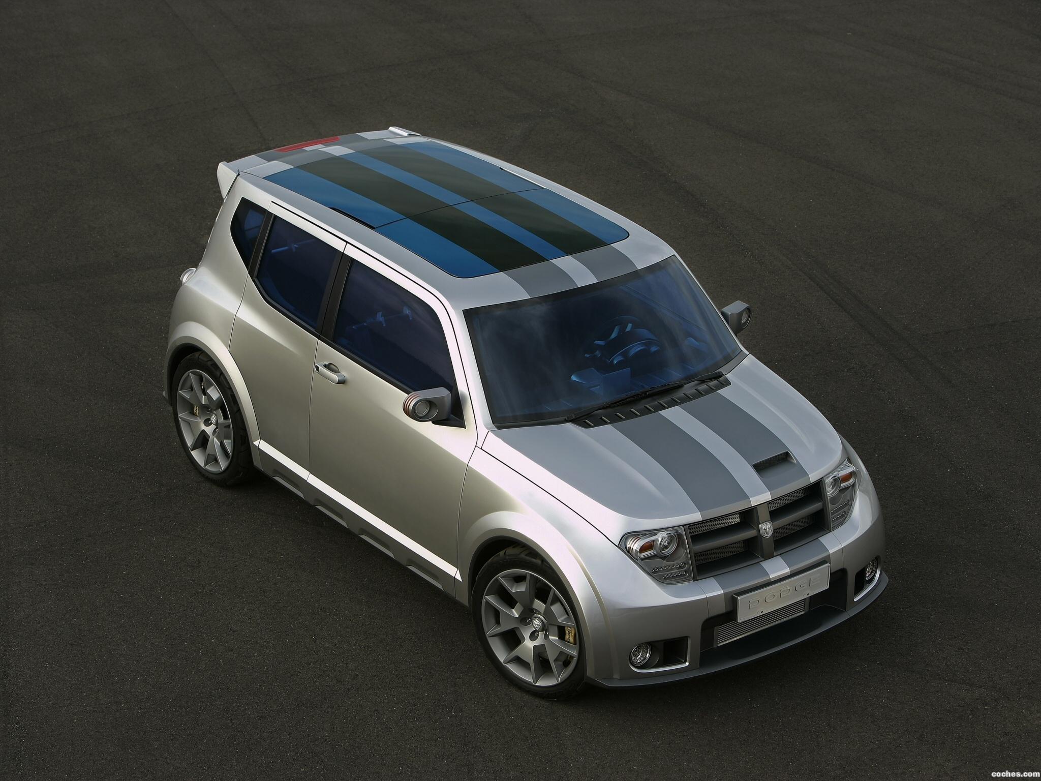 Foto 14 de Dodge Hornet Concept 2006
