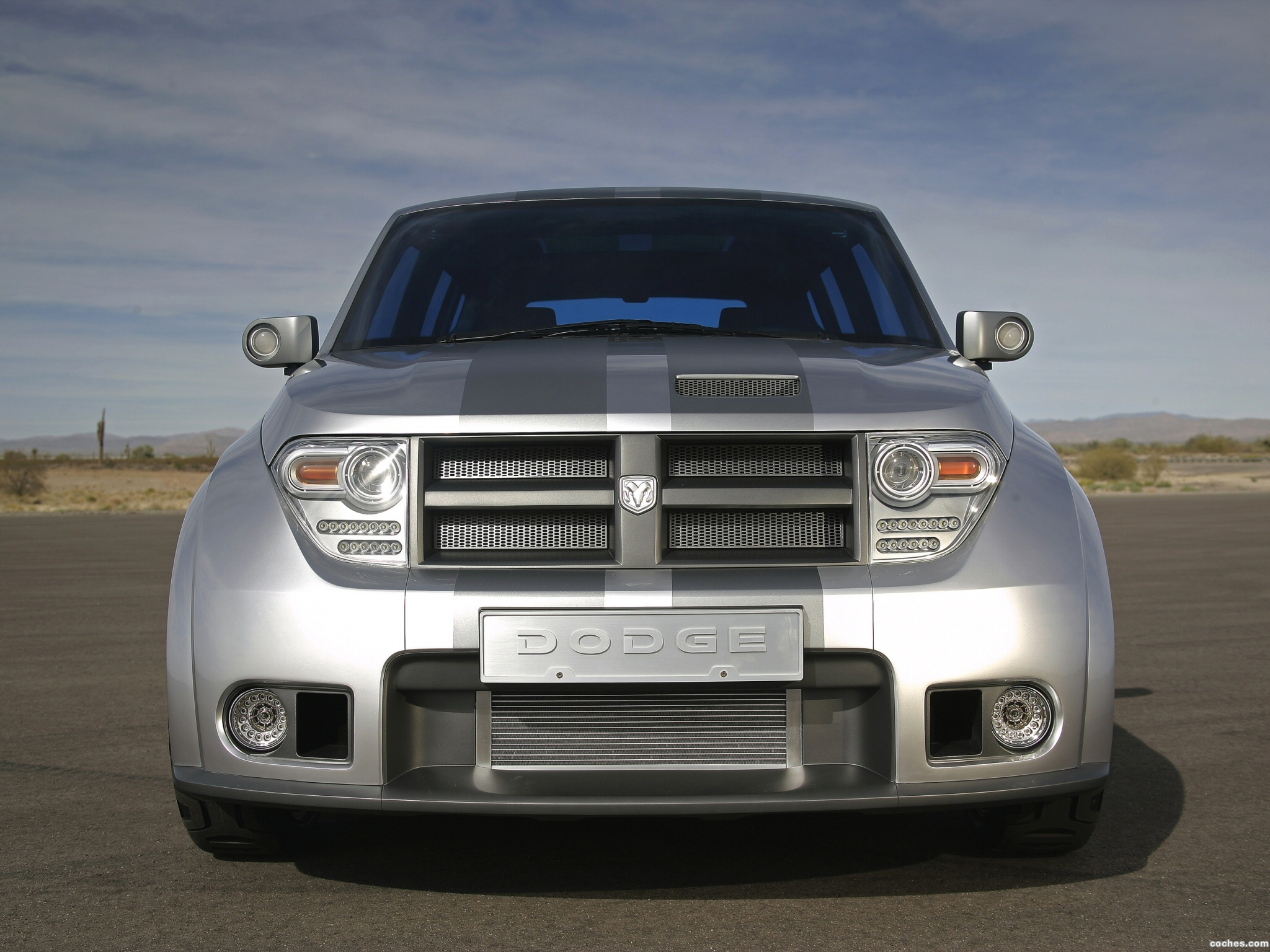 Foto 2 de Dodge Hornet Concept 2006