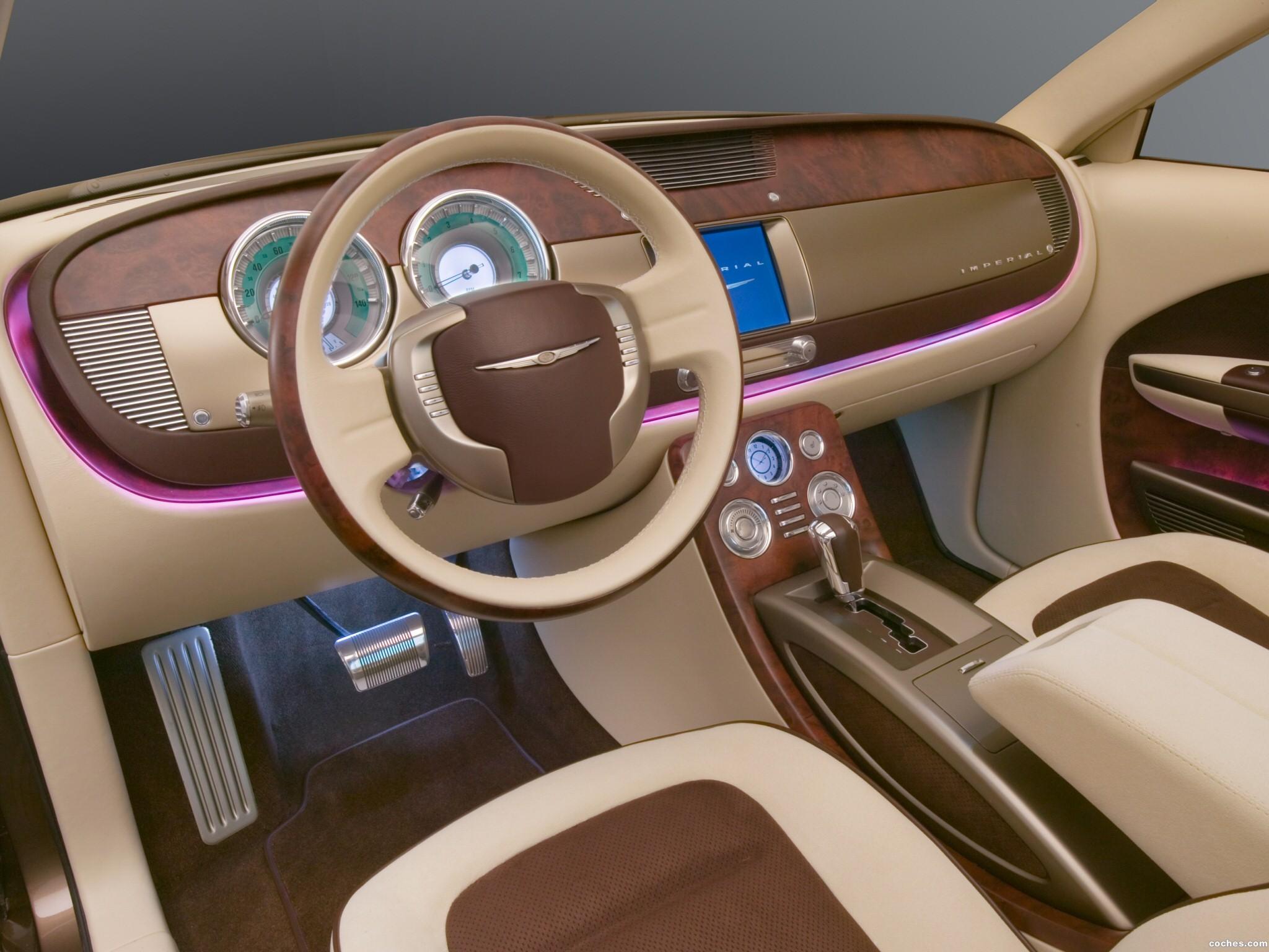 Foto 5 de Dodge Imperial Concept 2006