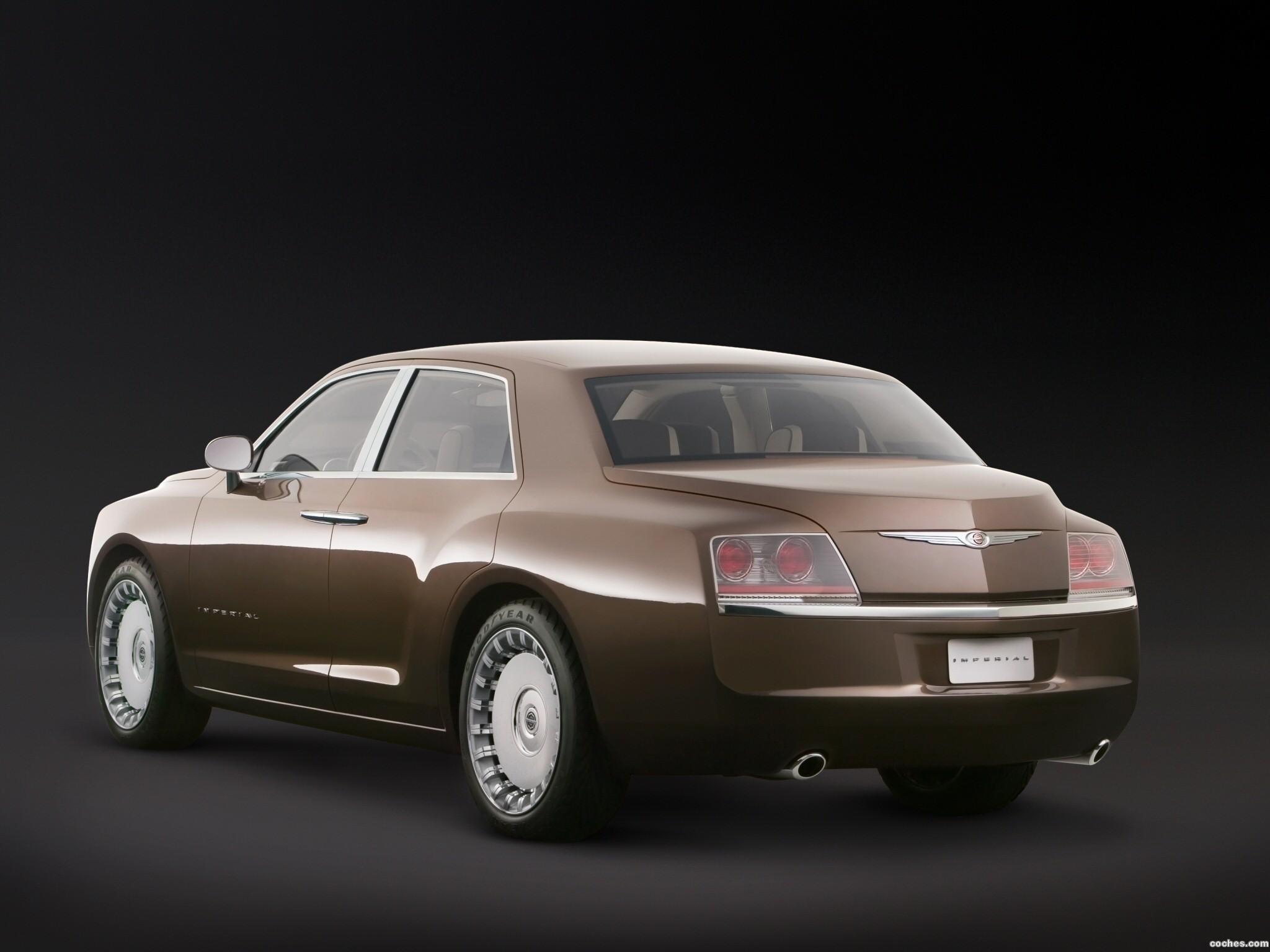 Foto 4 de Dodge Imperial Concept 2006
