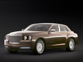 Ver foto 1 de Dodge Imperial Concept 2006