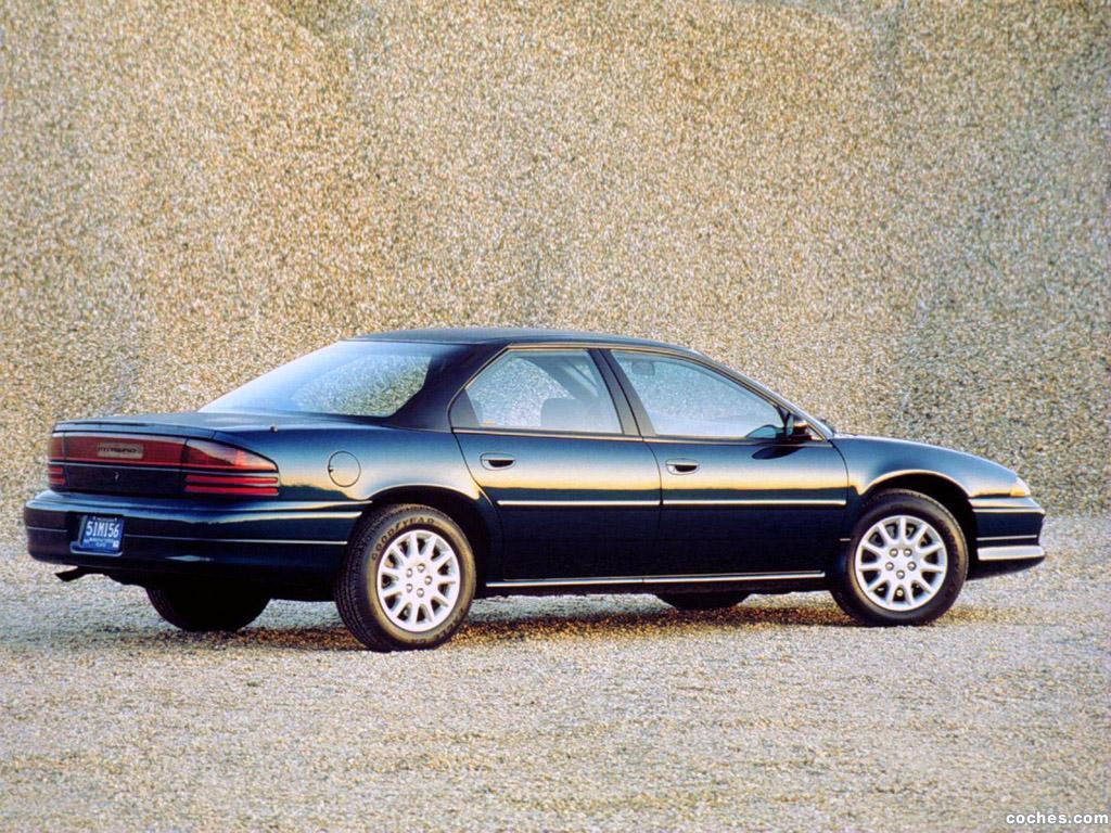 Foto 3 de Dodge Intrepid 1993