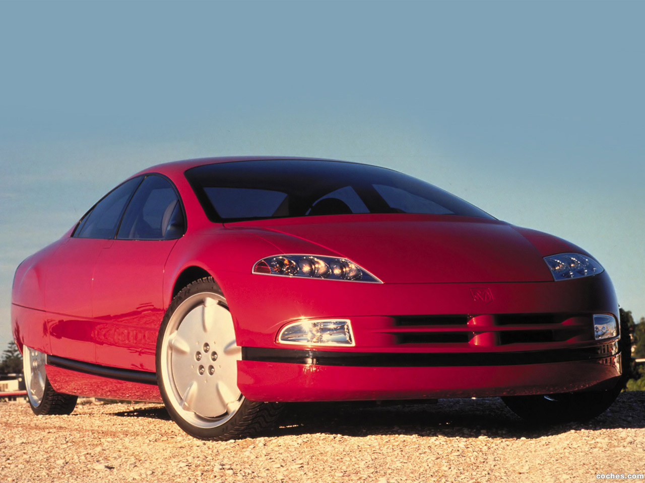 Foto 0 de Dodge Intrepid ESX2 Concept 1998
