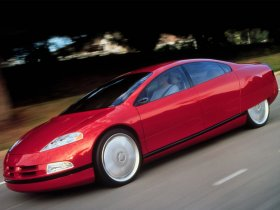 Ver foto 5 de Dodge Intrepid ESX2 Concept 1998
