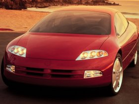 Ver foto 4 de Dodge Intrepid ESX2 Concept 1998
