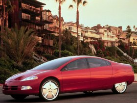 Ver foto 2 de Dodge Intrepid ESX2 Concept 1998