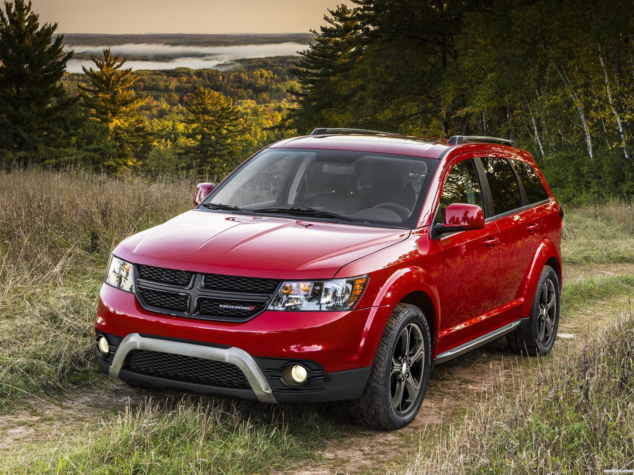 Foto 0 de Dodge Journey Crossroad 2014