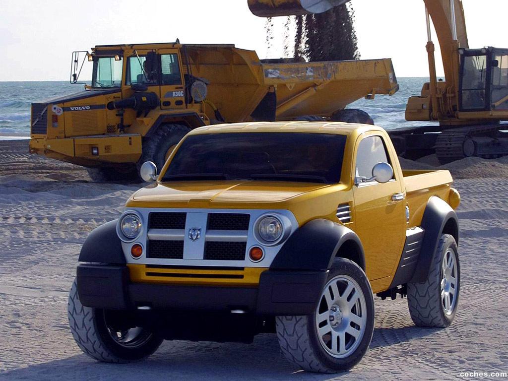 Foto 0 de Dodge M80 Concept 2002