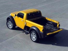 Ver foto 4 de Dodge M80 Concept 2002