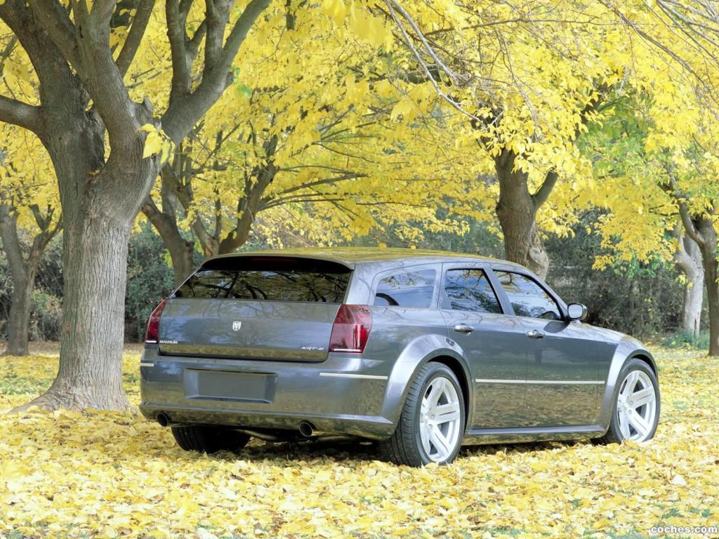 Foto 17 de Dodge Magnum SRT-8 2003