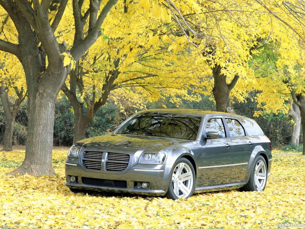 Foto 7 de Dodge Magnum SRT-8 2003