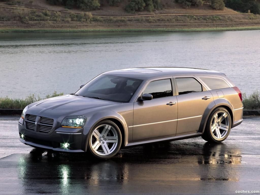 Foto 10 de Dodge Magnum SRT-8 2003