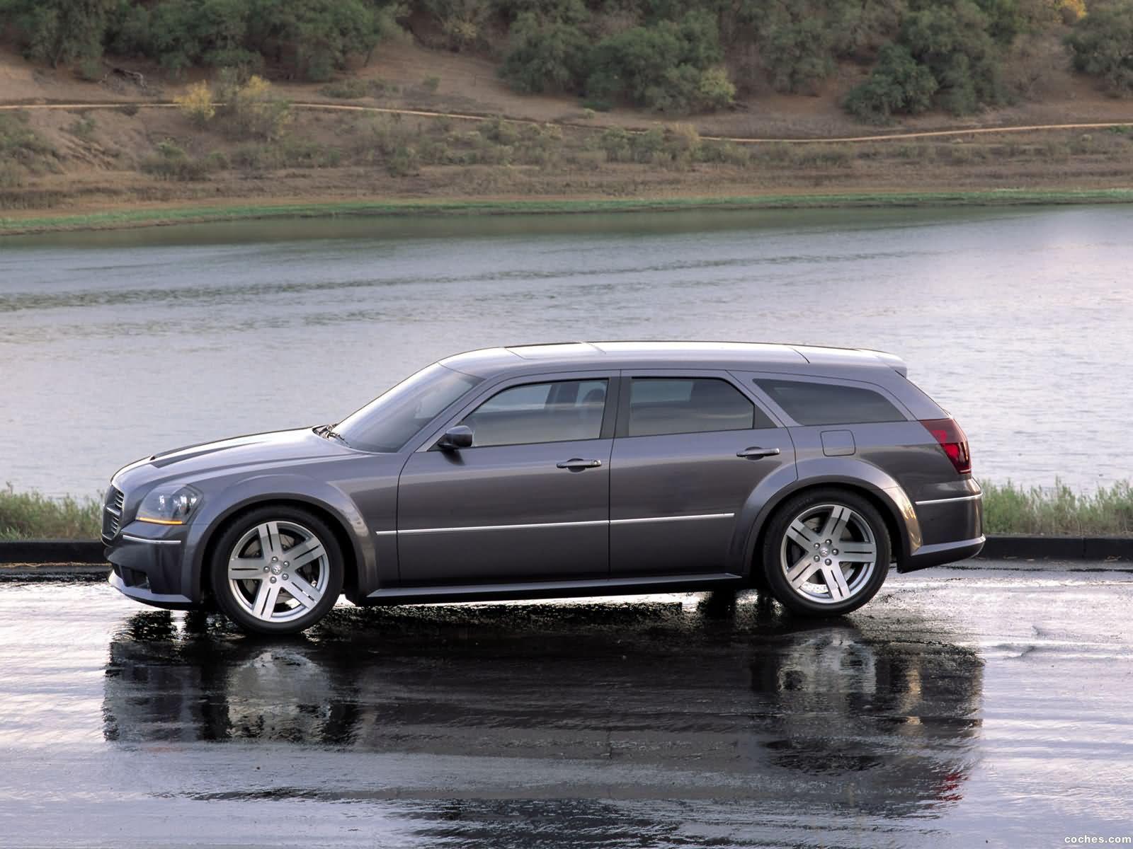 Foto 11 de Dodge Magnum SRT-8 2003