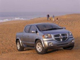 Ver foto 1 de Dodge Maxx Concept 2000