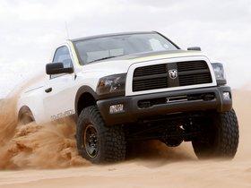 Ver foto 2 de Dodge RAM Mopar Power Wagon Concept 2010