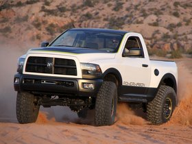 Fotos de Dodge RAM Mopar Power Wagon Concept 2010