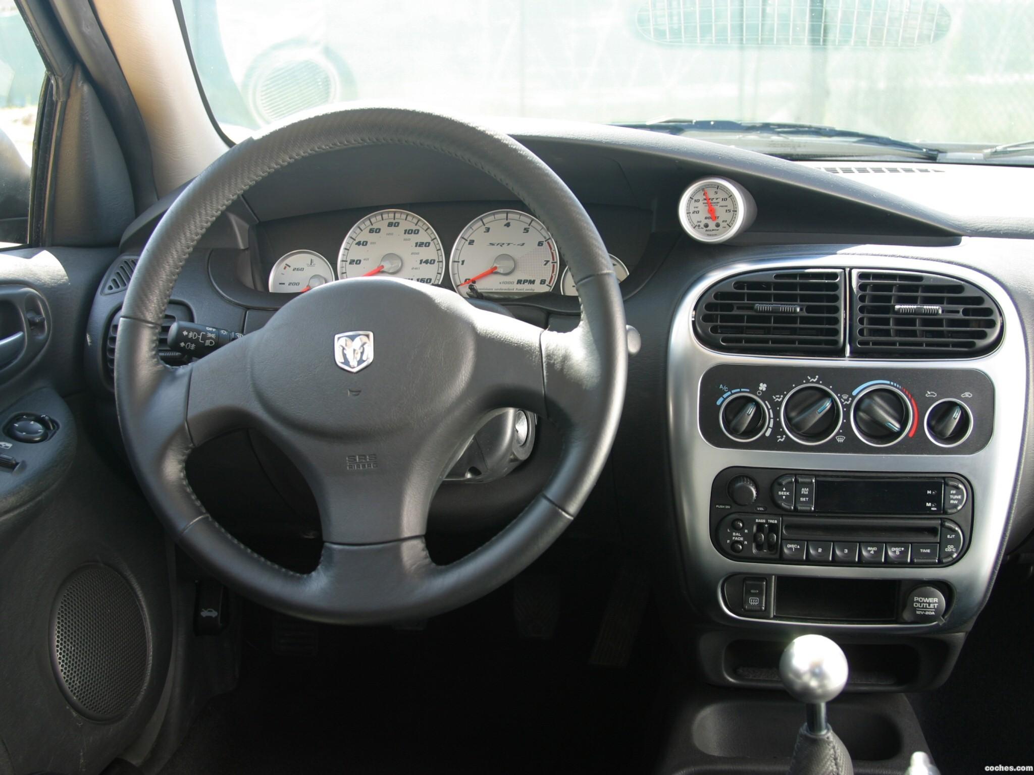 Foto 11 de Dodge Neon SRT-4 2003
