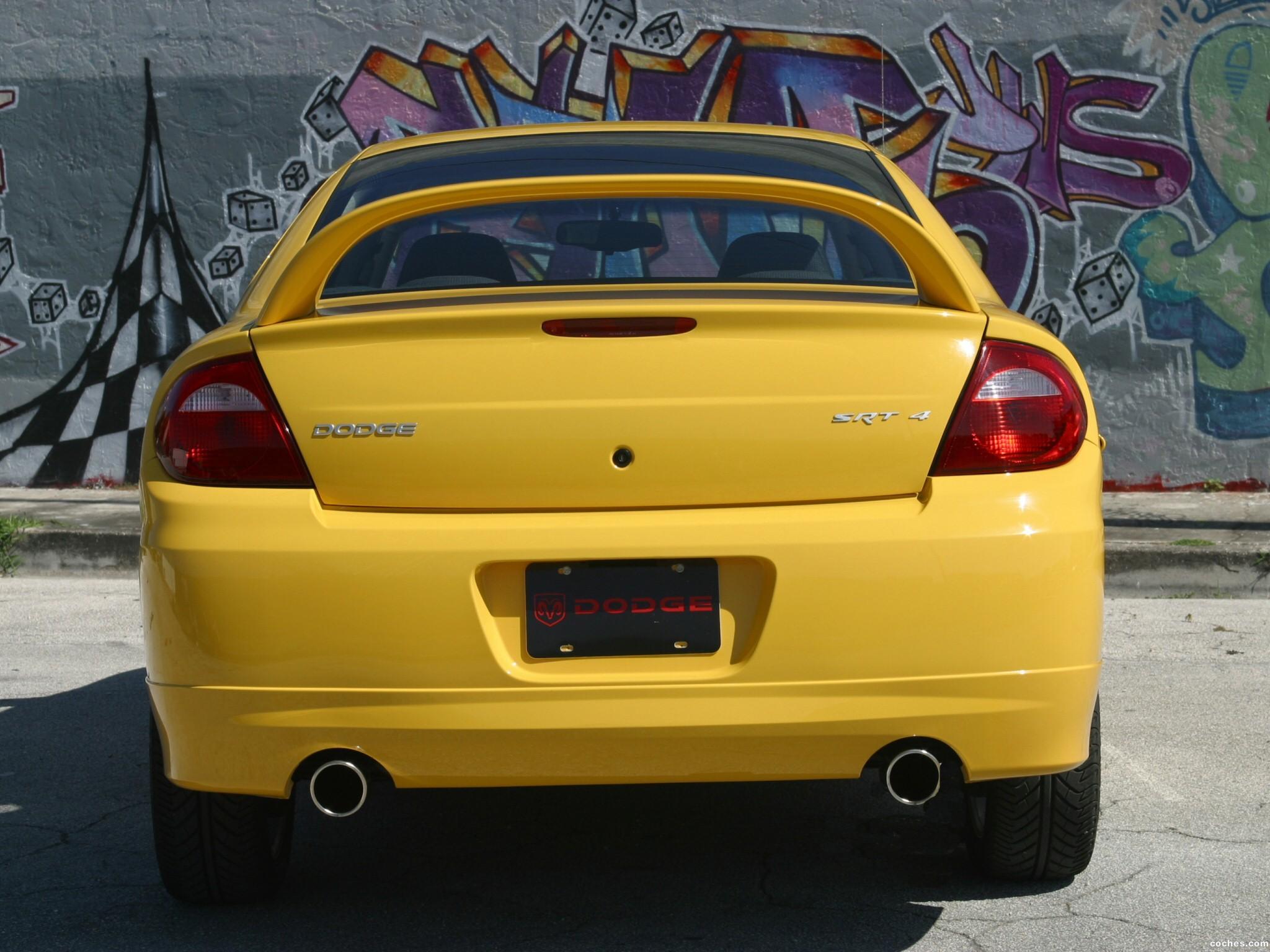 Foto 3 de Dodge Neon SRT-4 2003